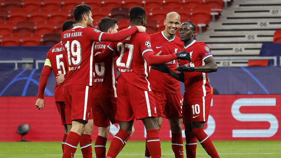 ĐIỂM NHẤN Liverpool 2-0 Leipzig: Fabinho 'mở khóa' Thiago, Liverpool vẫn là ứng viên ở châu Âu