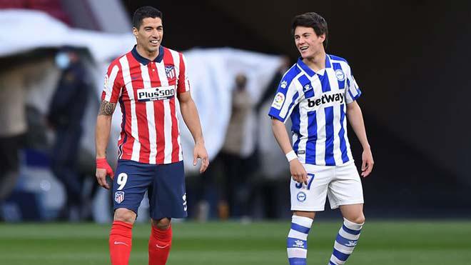 Tại sao Luis Suarez ấn tượng với sao trẻ Pellistri của MU?
