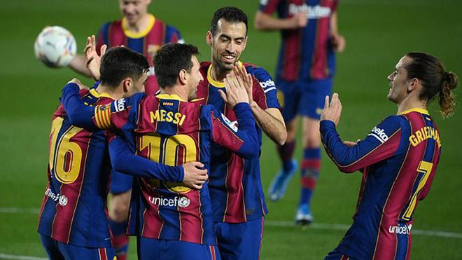 Barcelona 5-2 Getafe: Messi tỏa sáng trong màn rượt đuổi tỷ số ở Camp Nou