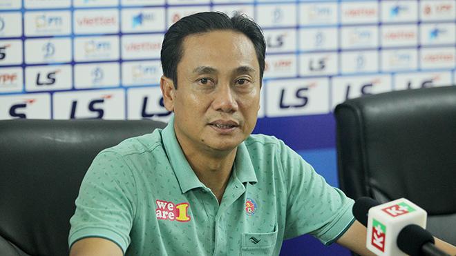 Thua Viettel nhưng tân HLV Sài Gòn FC vẫn hài lòng
