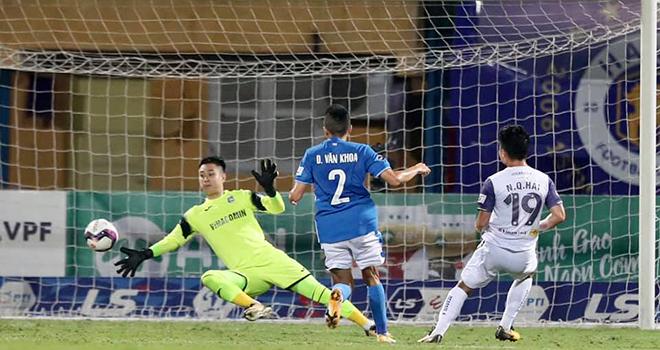 bóng đá Việt Nam, tin tức bóng đá, Hà Nội 4-0 Than Quảng Ninh, HLV Hoàng Văn Phúc, Hà Nội FC bổ nhiệm HLV Hàn Quốc, lịch thi đấu vòng 9 V-League, kết quả bóng đá