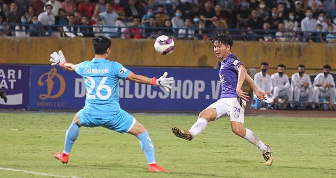 bóng đá Việt Nam, tin tức bóng đá, Hà Nội 1-0 Viettel, HLV Hoàng Văn Phúc, BXH V-League, lịch thi đấu vòng 8 V-League, Hà Nội vs Than Quảng Ninh