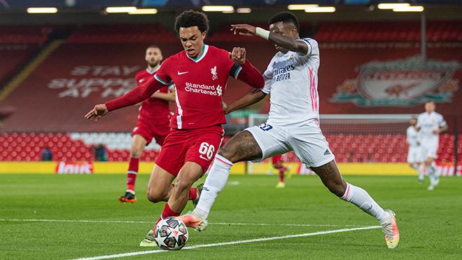 Liverpool 0-0 Real Madrid (chung cuộc: 1-3): Không có đêm huyền diệu tại Anfield