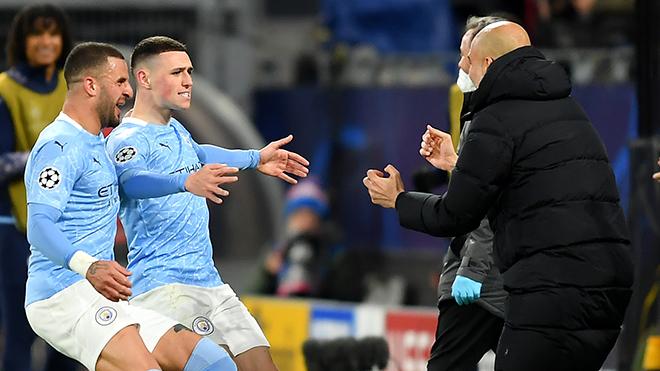 Dortmund 1-2 Man City (chung cuộc 2-4): Foden tỏa sáng, Man City tiến vào Bán kết