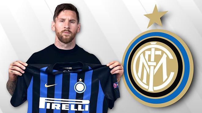 Đội hình 'khủng' của Inter nếu mua được Messi năm 2006