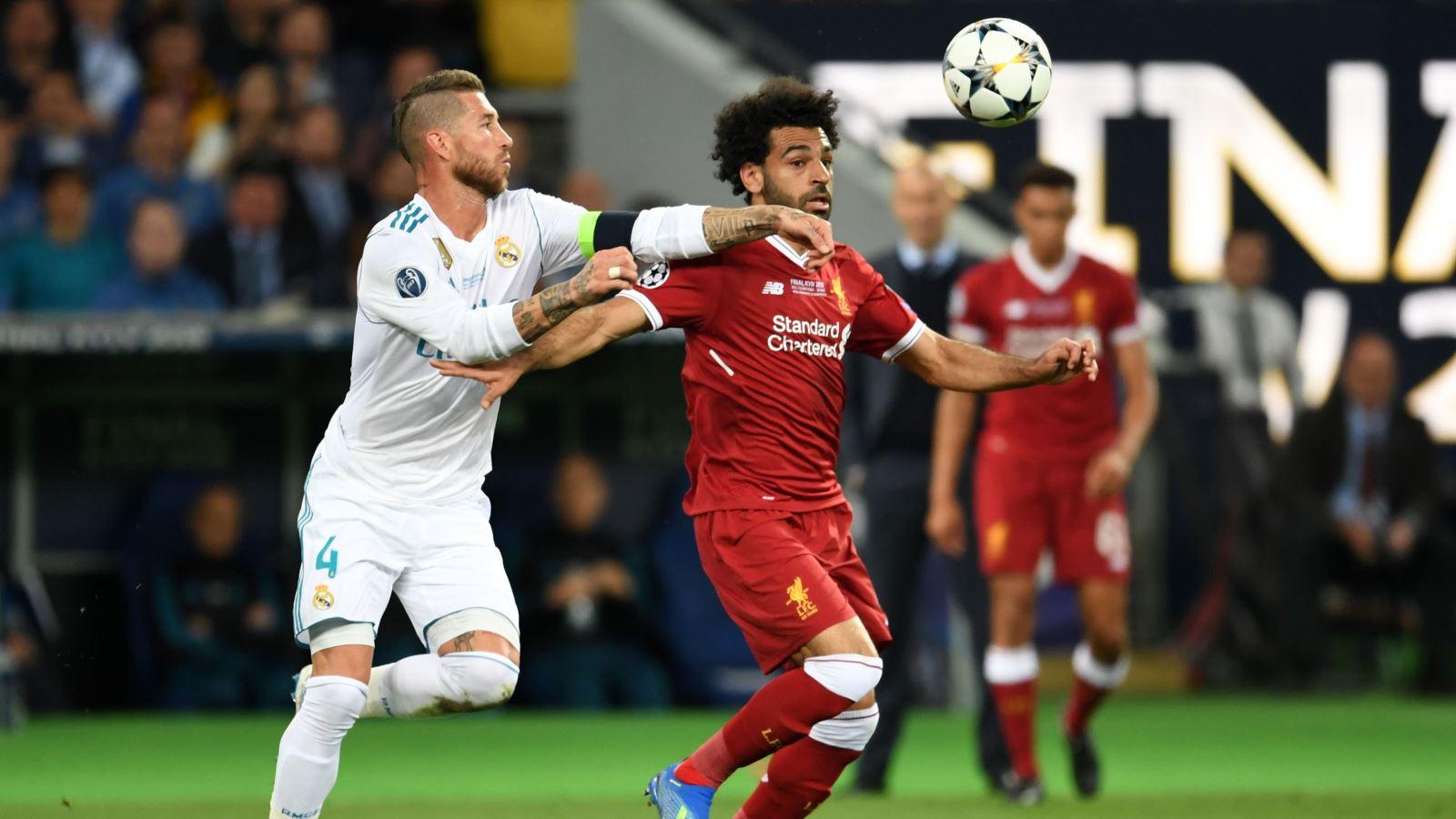 Trực tiếp bóng đá cúp C1: Real Madrid vs Liverpool (02h00, 7/4)