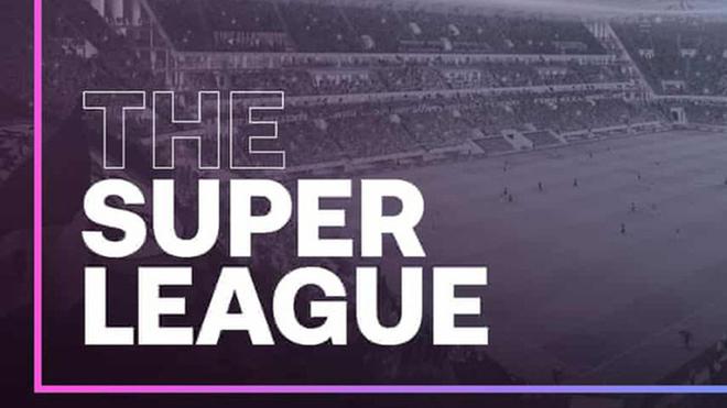 Super League thông báo tạm hoãn để 'tái định hình' giải đấu
