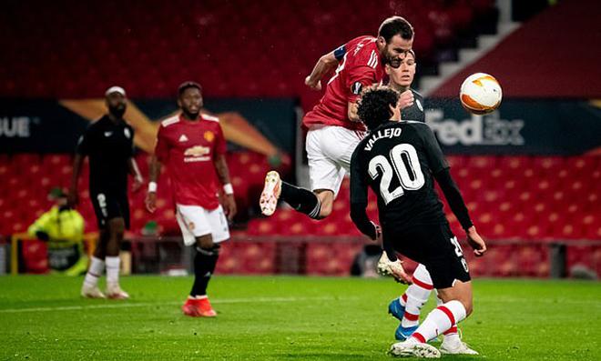 Kết quả bóng đá, MU vs Granada, Kết quả Cúp C2, Video MU vs Granada, kết quả MU, kết quả MU vs Granada, Cavani ghi bàn, MU lọt vào bán kết cúp C2, kết quả Europa League