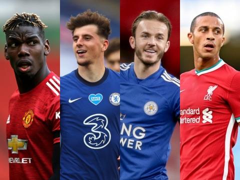 Cuộc đua Top 4 Ngoại hạng Anh: Chelsea vươn lên thứ 3. Liverpool áp sát Leicester