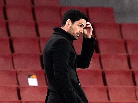 Arsenal: Nhà cái đánh giá cao khả năng HLV Mikel Arteta bị sa thải