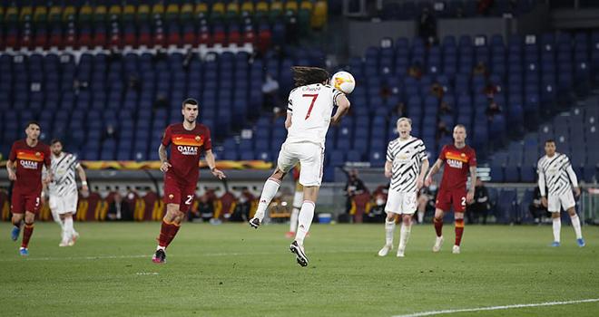 Kết quả Roma vs MU, Kết quả cúp C2, Cavani sắc bén, Hàng thủ MU vẫn gây lo lắng, kết quả bóng đá, Roma vs MU, MU lọt vào chung kết cúp C2, video Roma vs MU, chung kết C2