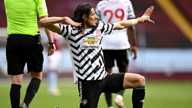 Aston Villa 1-3 MU: Ngược dòng ngoạn mục, MU tạo áp lực lên Man City