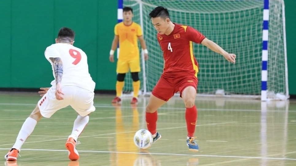 Chiêm ngưỡng 'Bàn thắng vàng' đưa Futsal Việt Nam tham dự World Cup