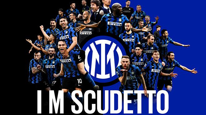 Inter Milan chính thức vô địch Serie A sớm 4 vòng đấu