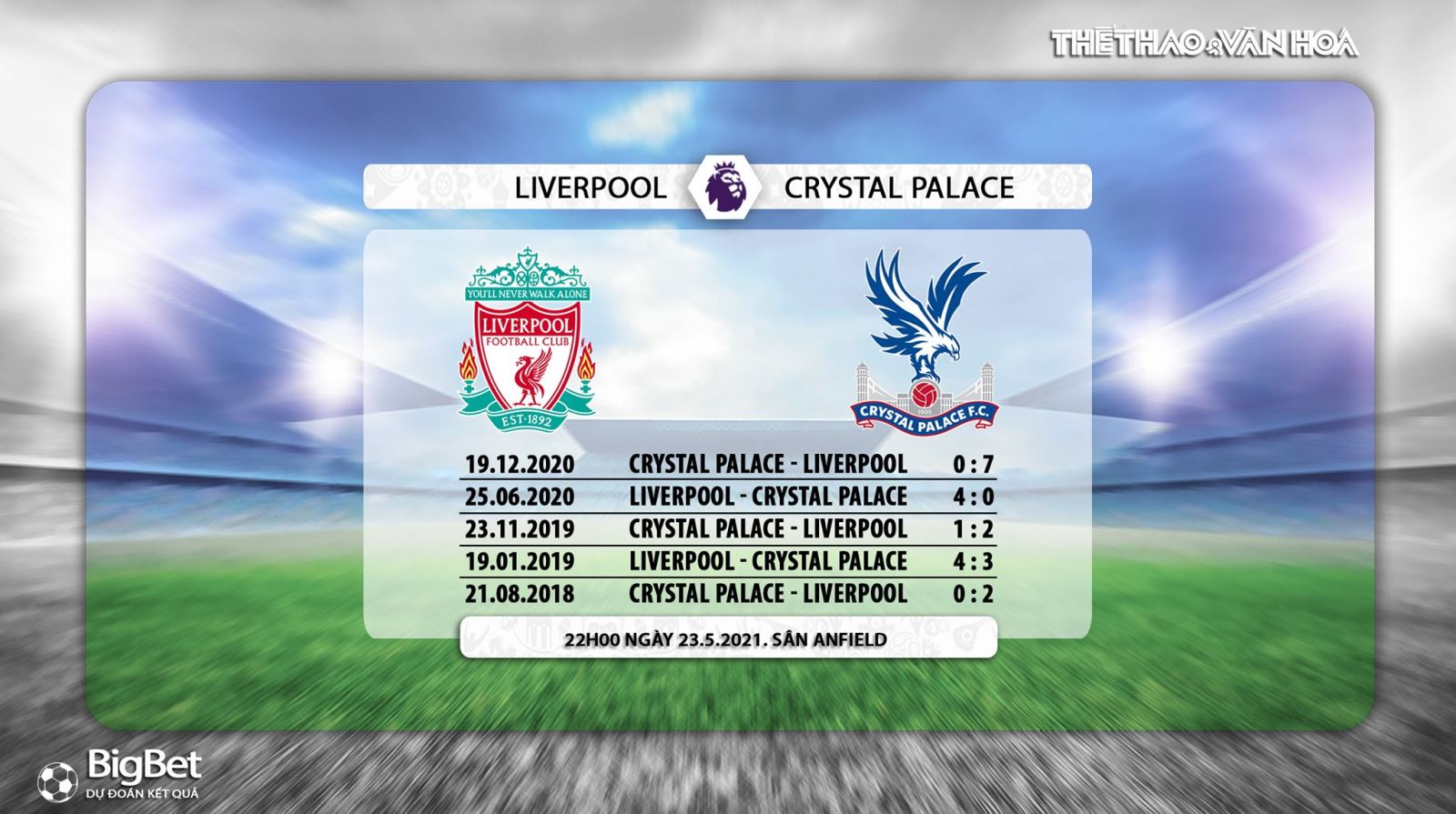 Truc tiep bong da, K+, K+PM, Liverpool vs Crystal Palace, Leicester vs Tottenham, trực tiếp bóng đá Anh, trực tiếp ngoại hạng Anh, xem trực tiếp Liverpool, Leicester