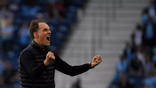Thomas Tuchel: Từ kẻ bị PSG ruồng bỏ tới nhà vô địch châu Âu