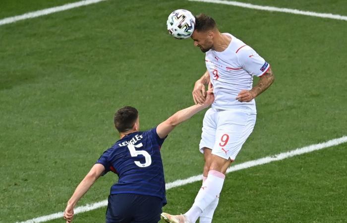 Kết quả bóng đá, Kết quả Pháp vs Thụy Sĩ, Pháp 3-3 (pen: 4-5)Thụy Sỹ, Video Pháp vs Thụy Sĩ, Kết quả EURO, Pháp đấu với Thụy Sĩ, ket qua bong da, Deschamps