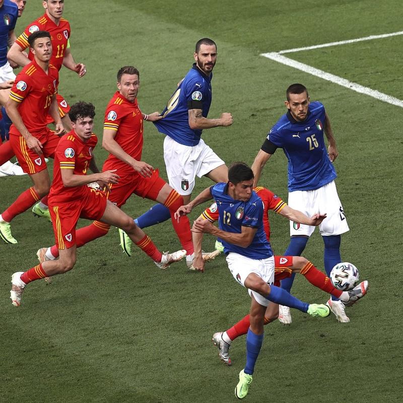 Hành trình đến vinh quang của tuyển Ý-đánh bài online tiến lên-casino game bài đổi thưởng-TB88