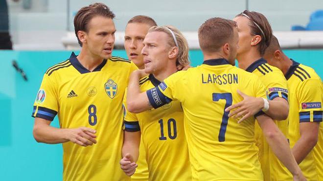 VTV3 VTV6 Trực tiếp bóng đá Thụy Điển vs Ukraina, EURO 2021 vòng 1/8
