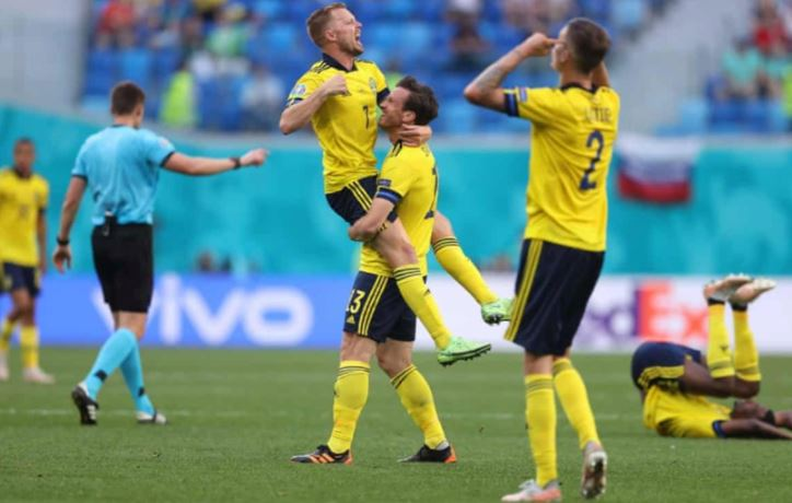 Xem trực tiếp bóng đá Thụy Điển vs Ukraina, VTV3, VTV6 Truc tiep bong da, Link xem trực tiếp bóng đá hôm nay, Ukraina vs Thụy Điển, Kèo nhà cái, EURO 2021 vòng 1/8