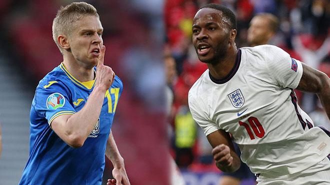 VTV3 VTV6 trực tiếp bóng đá Ukraina vs Anh, EURO 2021 vòng tứ kết