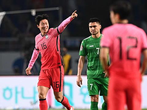Trực tiếp bóng đá: Hàn Quốc vs Lebanon, vòng loại World Cup 2022