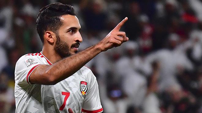 TRỰC TIẾP bóng đá Syria vs UAE, vòng loại World Cup 2022 (23h00, 7/9)