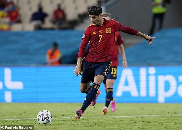 Tin bong da, tin bóng đá hôm nay, ket qua bong da, kết quả EURO 2021, kết quả Copa America 2021, tin tức bóng đá hôm nay, Tây Ban Nha, Argentina, MU, chuyển nhượng MU