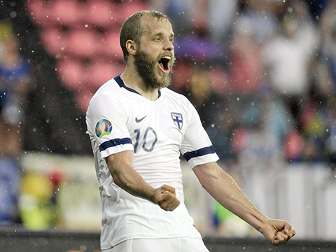 TRỰC TIẾP bóng đá Phần Lan vs Nga. VTV6, VTV3 trực tiếp EURO 2021 hôm nay