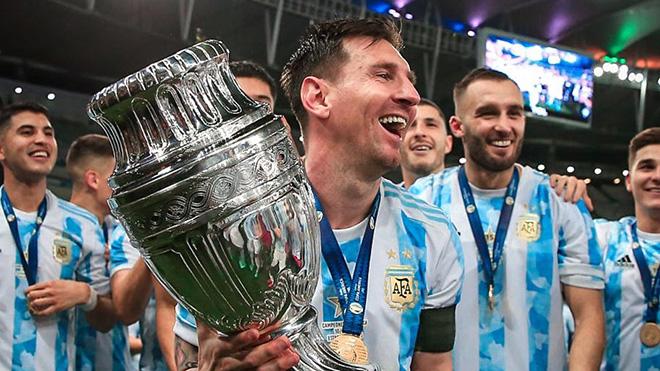 Argentina vô địch Copa America 2021: Ngày Messi im lặng để lên đỉnh