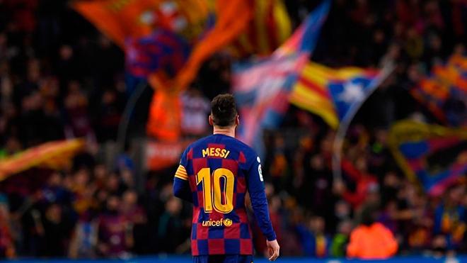 Barcelona: Lionel Messi là hình mẫu cho tất cả noi theo