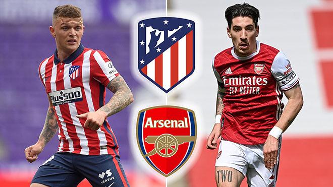 Bóng đá hôm nay 8/8: Arsenal tranh Trippier với MU. Chelsea bán tiền đạo để mua Lukaku