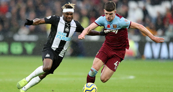 TRỰC TIẾP bóng đá Newcastle vs West Ham, Ngoại hạng Anh vòng 1 (20h00, 15/8)