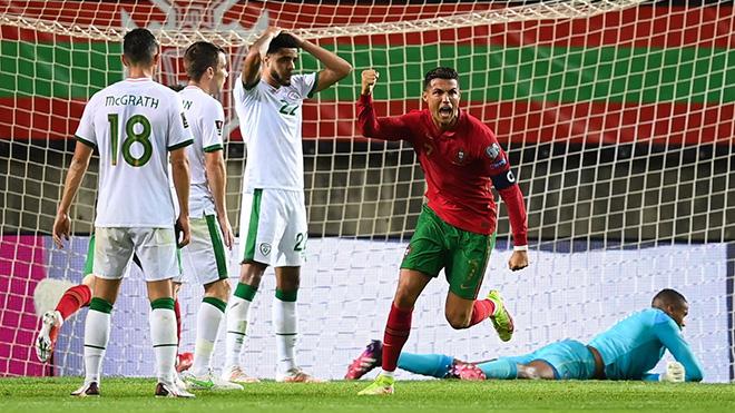 Bóng đá hôm nay 2/9: Ronaldo lập kỷ lục ghi bàn. Mbappe quyết rời PSG bất chấp lương khủng