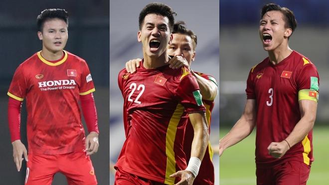 AFC đề cao Quang Hải, Tiến Linh và Ngọc Hải trước thềm trận Ả rập Xê út vs Việt Nam