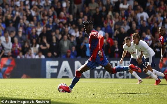 Ket qua bong da, kết quả bóng đá Anh hôm nay, ket qua bong da ngoai hang Anh, Crystal Palace 3-0 Tottenham, bảng xếp hạng Ngoại hạng Anh, kqbd Anh hom nay
