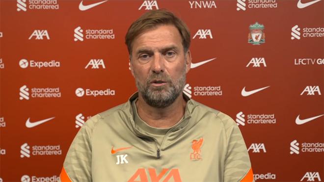 Juergen Klopp 'bất lực' với chuyện lên tuyển của sao Liverpool