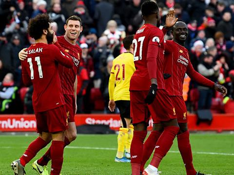 TRỰC TIẾP bóng đá Watford vs Liverpool, Ngoại hạng Anh (18h30, 16/10)