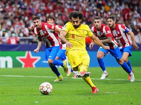 Atletico Madrid 2-3 Liverpool: Xứng đáng đại chiến khiến người xem sởn gai ốc