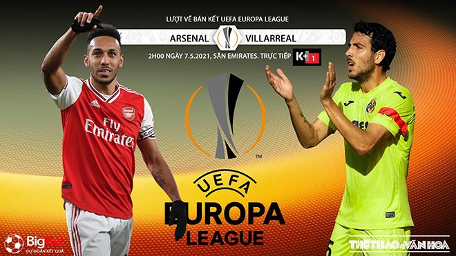 Soi kèo nhà cáiArsenal vs Villarreal. K+PC trực tiếp bóng đá cúp C2