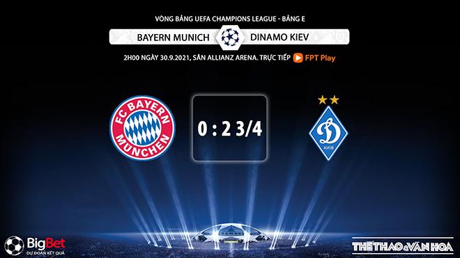 Bayern Munich vs Dinamo Kiev, kèo nhà cái, soi kèo Bayern vs Dinamo Kiev, nhận định bóng đá, Bayern Munich, Dinamo Kiev, keo nha cai, dự đoán bóng đá, Cúp C1, kèo bóng đá