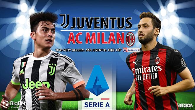 Soi kèo nhà cái Juventus vs AC Milan và nhận định bóng đá Ý Serie A (1h45, 20/9)