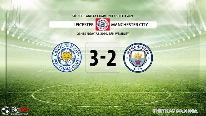 keo nha cai, keo bong da, kèo nhà cái, soi kèo Leicester vs Man City, kèo bóng đá Leicester vs Man City, K+, trực tiếp bóng đá hôm nay, Siêu cúp Anh 2021, ty le keo, tỷ lệ kèo