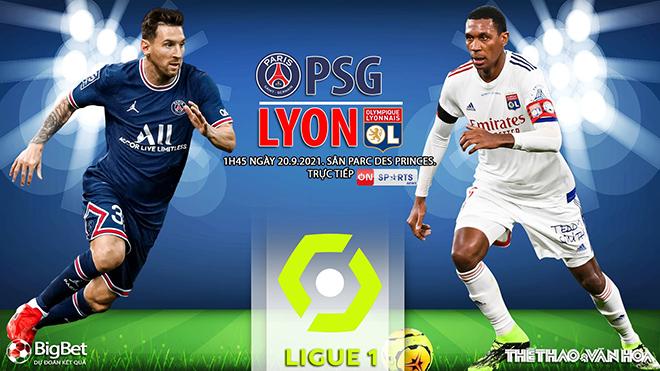 Soi kèo nhà cái PSG vs Lyon và nhận định bóng đá Ligue 1 (1h45, 20/9)