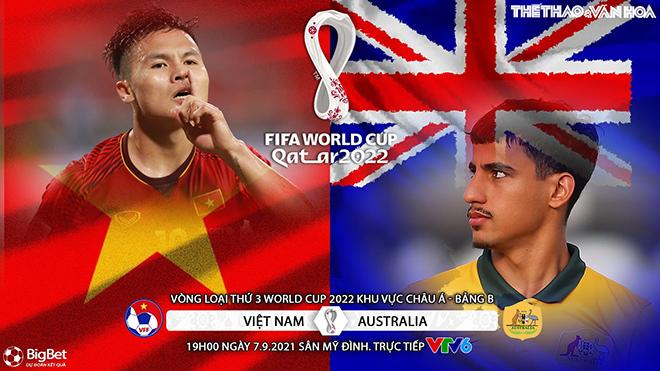 Soi kèo nhà cái Việt Nam vs Úc và nhận định bóng đá vòng loại World Cup (19h00, 7/9)