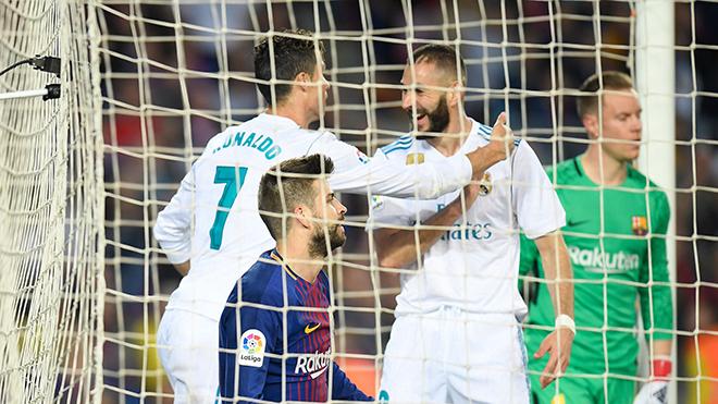Zidane: 'Barca có 11 người Real mới hay được', Valverde: 'Tôi không hiểu sao Sergi bị đuổi'