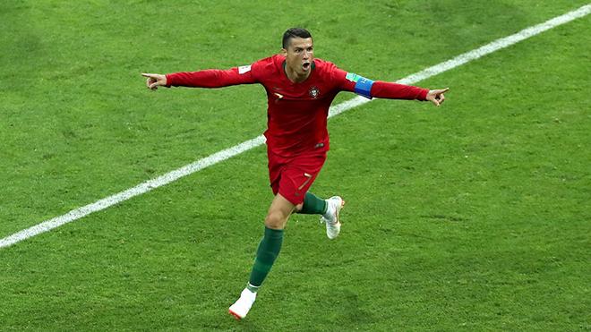 Ronaldo lập hat-trick, Bồ Đào Nha hoà Tây Ban Nha 3-3 đầy kịch tính