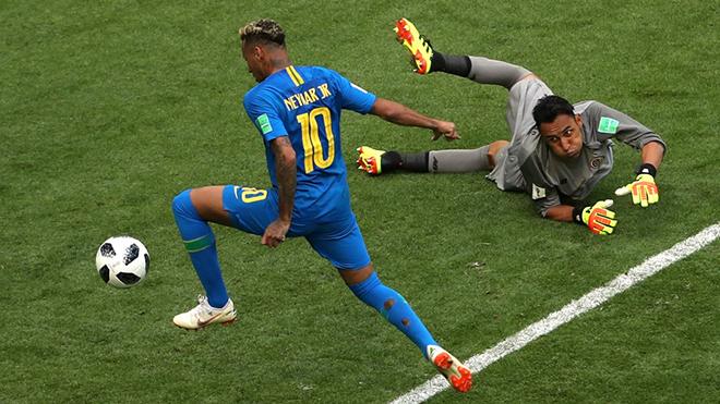 ĐIỂM NHẤN Brazil 2-0 Costa Rica: Brazil vẫn còn nhiều vấn đề. Coutinho không thể thay thế