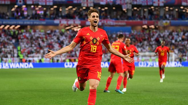 Anh 0-1 Bỉ: Januzaj lập siêu phẩm, ĐT Bỉ giành ngôi nhất bảng H