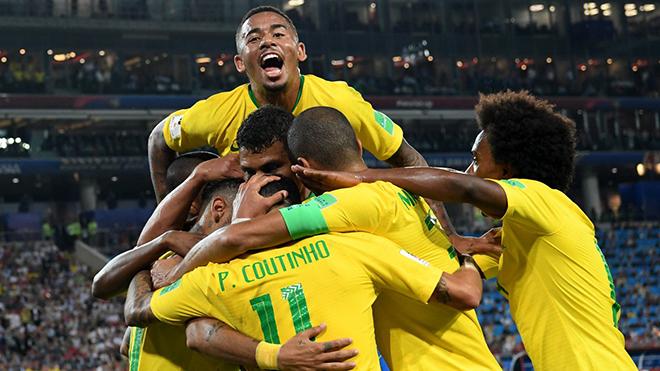ĐIỂM NHẤN Serbia 0-2 Brazil: Neymar không còn là trung tâm. Brazil xứng đáng nhất bảng E